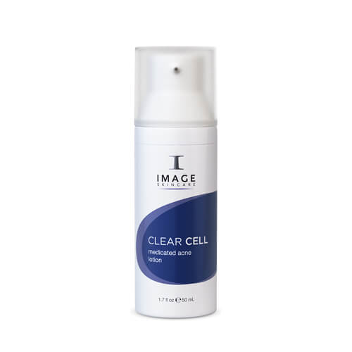 Lotionchữa mụn, giảm nhờn Image Clear Cell Medicated Acne