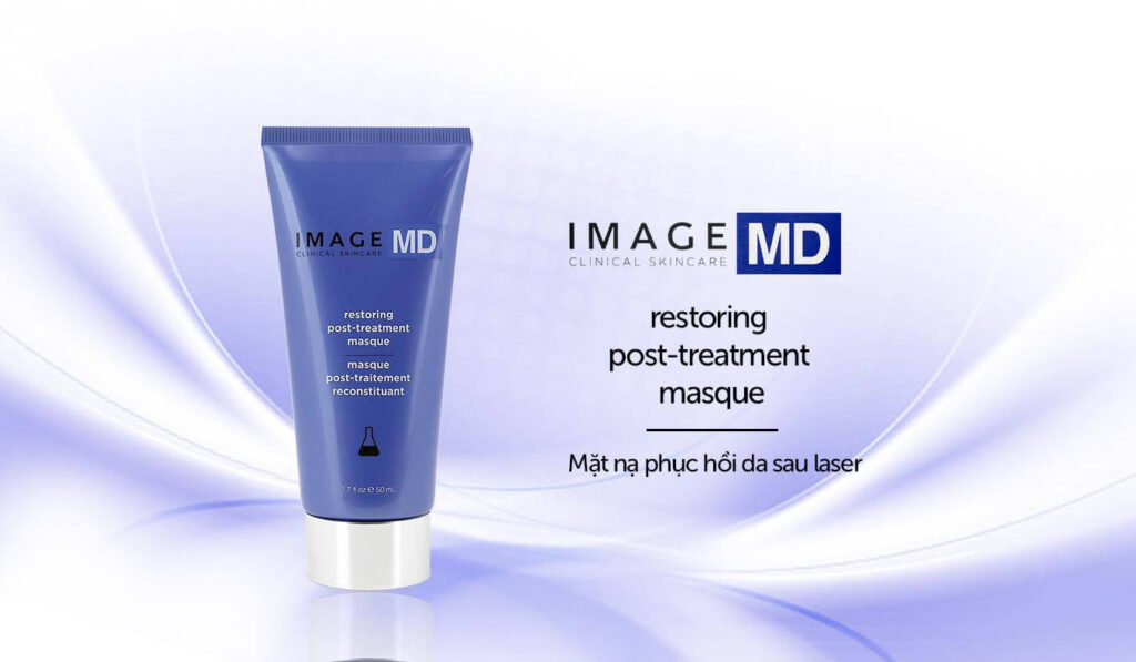 Mặt nạ Image MD Restoring Post-Treatment Masque